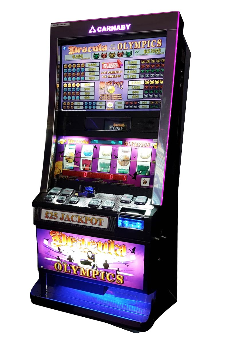 play slot machines online for real money